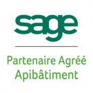 Logo Sage Centre de compétences Apibatiment